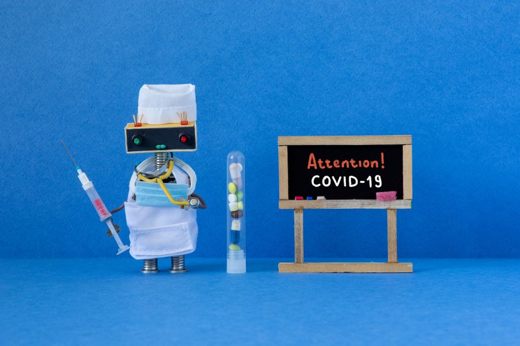 COVID-19 / Fausse déclaration
